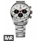 Replique Montre TAG Heuer Carrera Calibre CH 80 Chronographe 41mm Acier CBA2111.BA0723